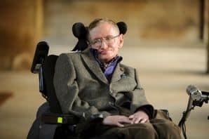 Prof Stephen Hawking to address summit on rare diseases