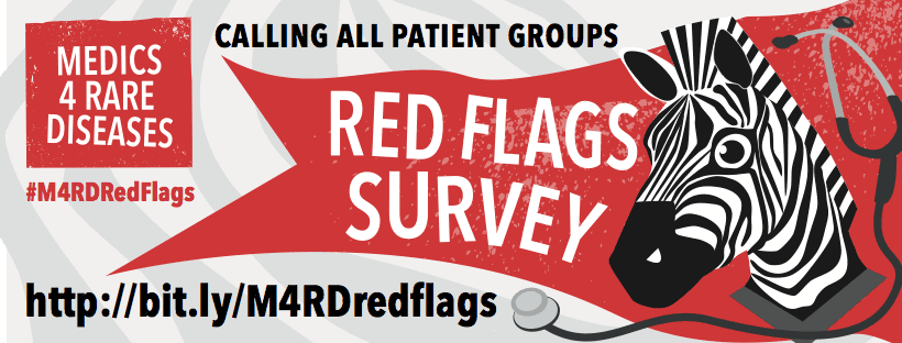 Medics 4 Rare Diseases Red Flag Survey