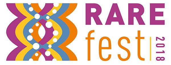 """RAREfest18 """"heartwarming, uplifting, informative"""""""