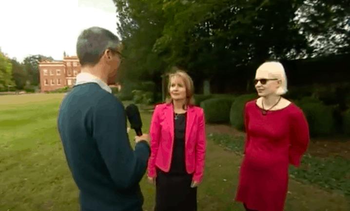 CRDN RAREsummit19 on BBC Look East