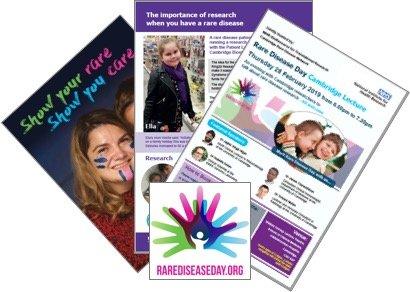 2019 Rare Disease Day Cambridge Lecture
