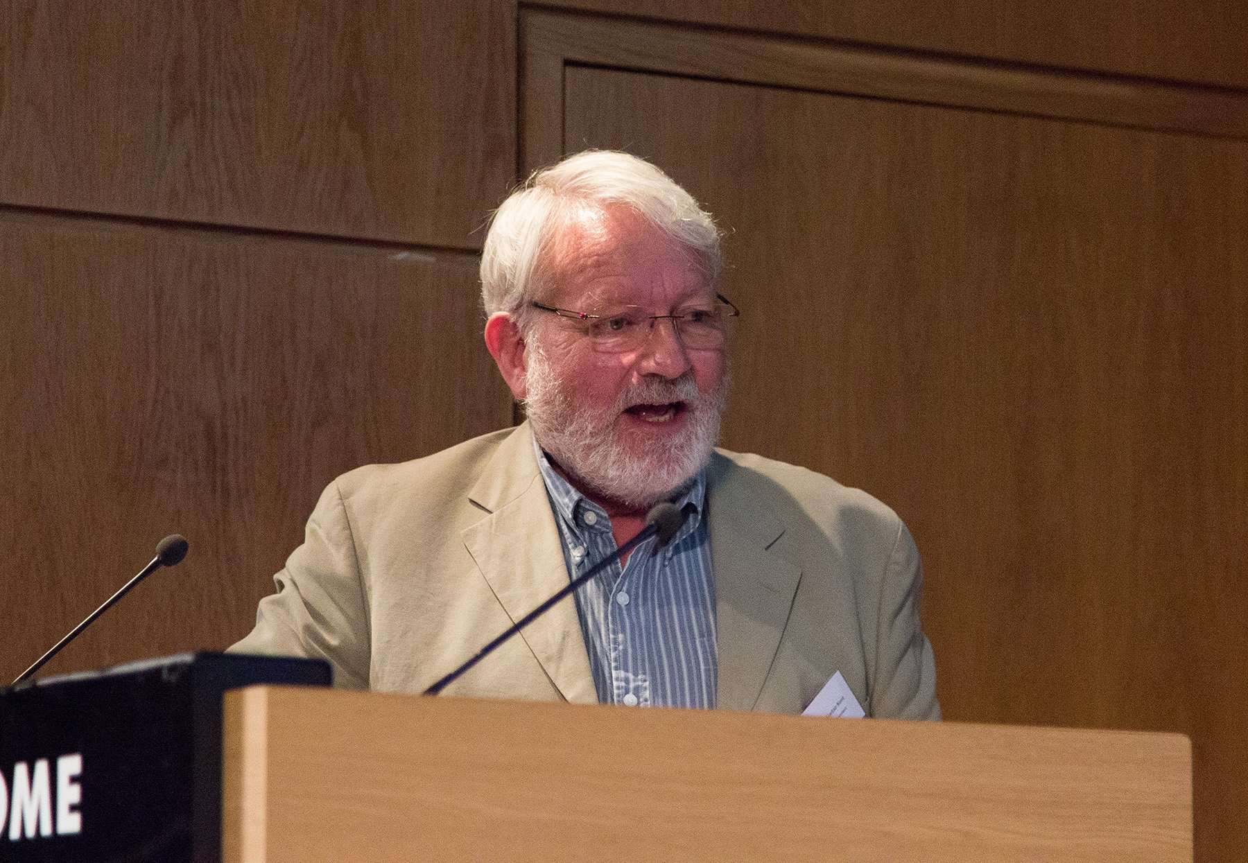 Alastair Kent OBE speaking at RAREsummit19