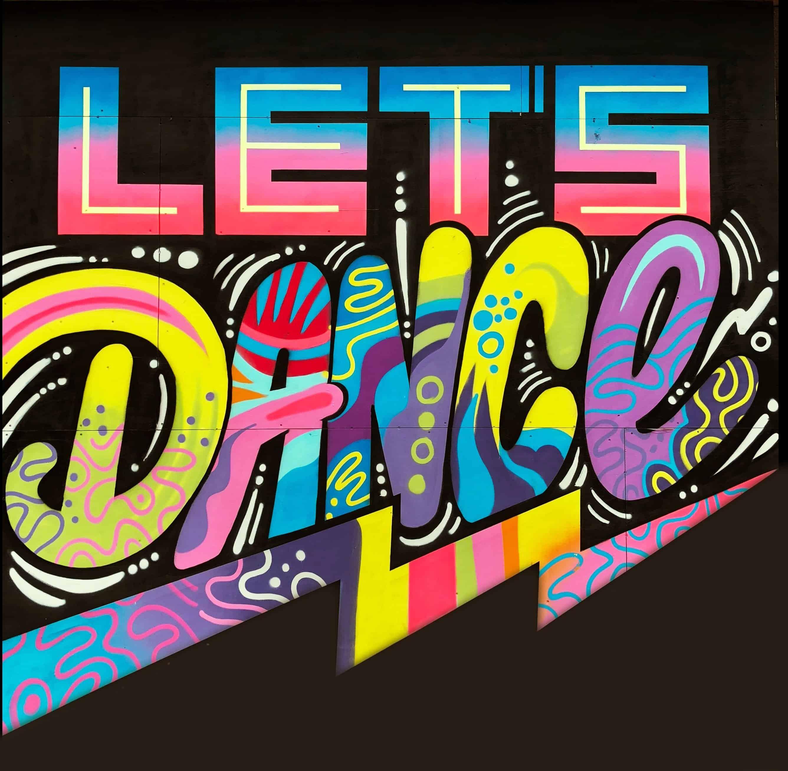 Let's Dance logo Unique Feet