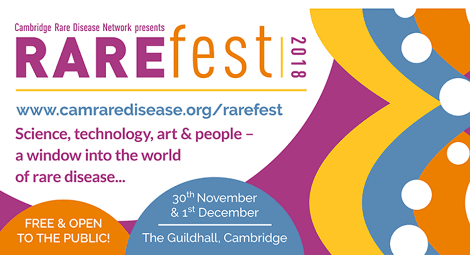 Cambridge Rare Disease Network - RAREfest launch night: music, dance, talks 5