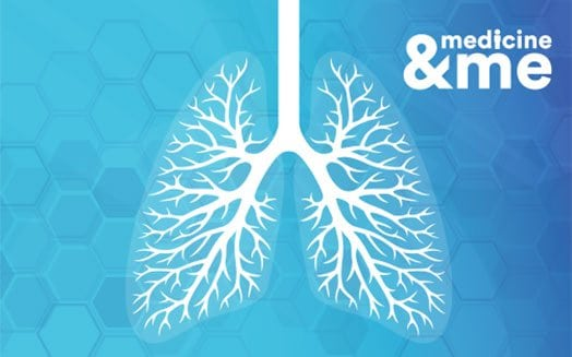 Medicine and Me Living with pulmonary fibrosis