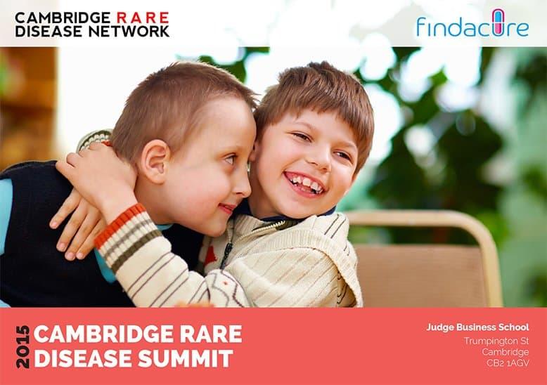 Cambridge Rare Disease Network - 2015 Summit 3
