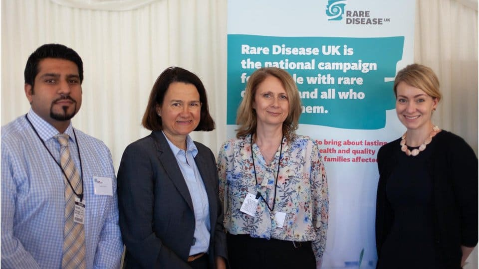 Cambridge Rare Disease Network - Rare Disease Day 2020 - Westminster Reception 1