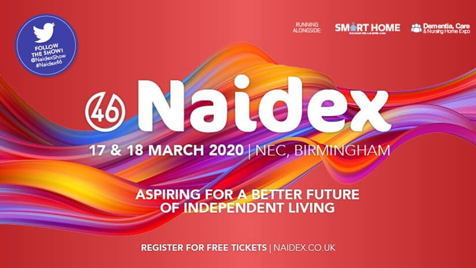 Naidex 2020: Independent Living Exhibition