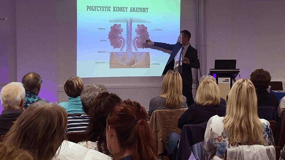 ADPKD Information & Support Day – Oxford