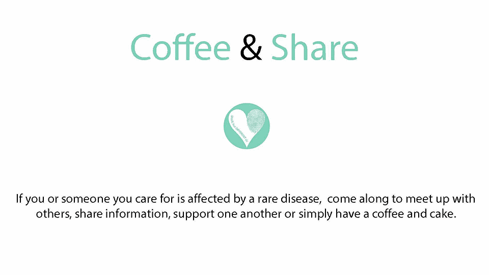 Same But Different: Coffee & Share for Rare Disease Day