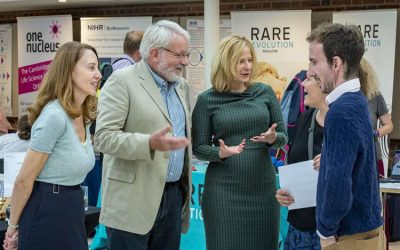 RAREsummit brings goodwill to genomics