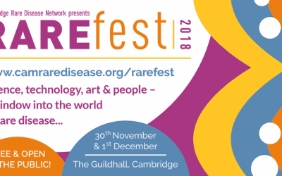 Muscle Help Foundation (MHF) proudly supports RAREfest18 spotlighting rare conditions