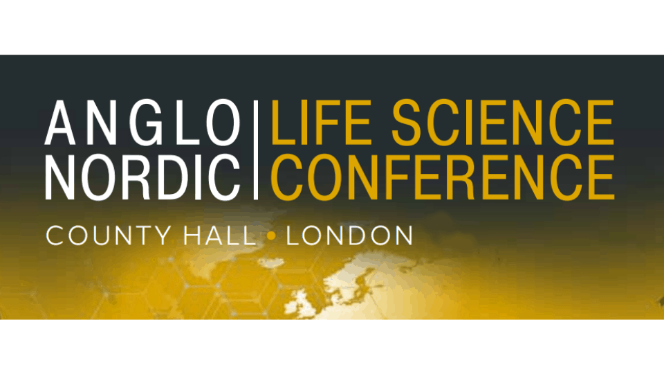 Cambridge Rare Disease Network - 17th Annual Anglonordic Life Science Conference 3