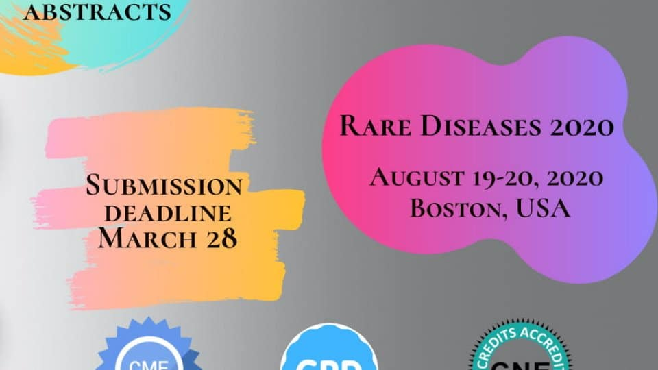 Orphan Drugs & Rare Diseases Global Congress 2020