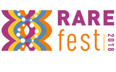 RAREfest18: A 2-day rare disease inspired festival