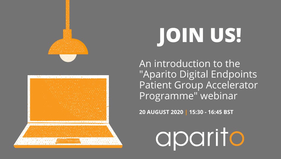 Aparito: Digital Endpoints Patient Group Accelerator Programme