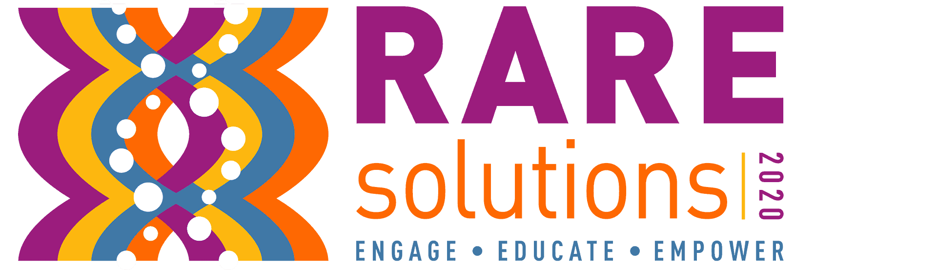 RAREsolutions20 poster design competition logo