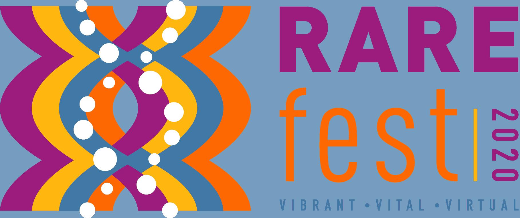 RAREfest20 logo