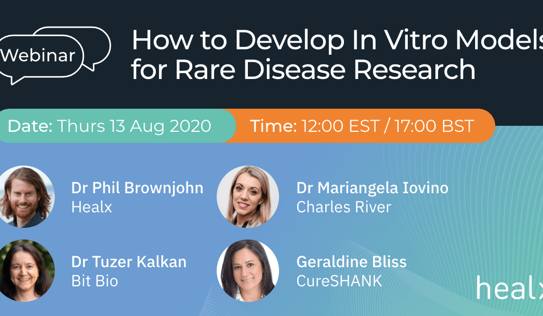 How to Develop In Vitro Models for Rare Disease Research