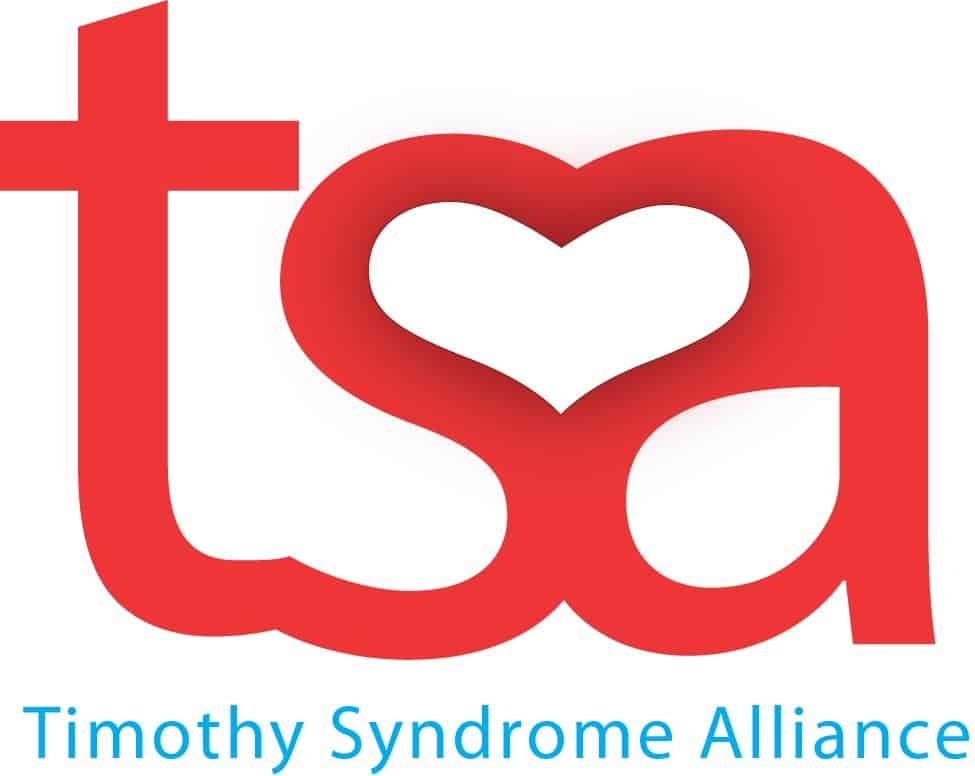 Timothy Syndrome Alliance Logo