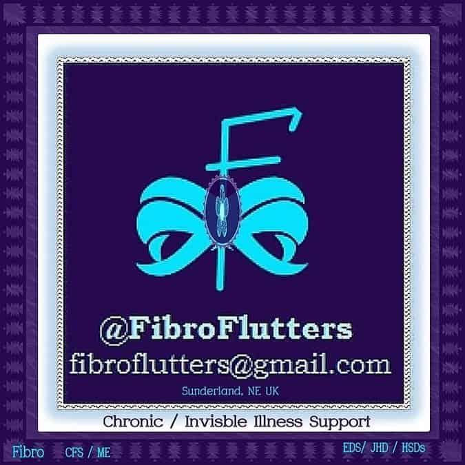 Fibro Flutters logo