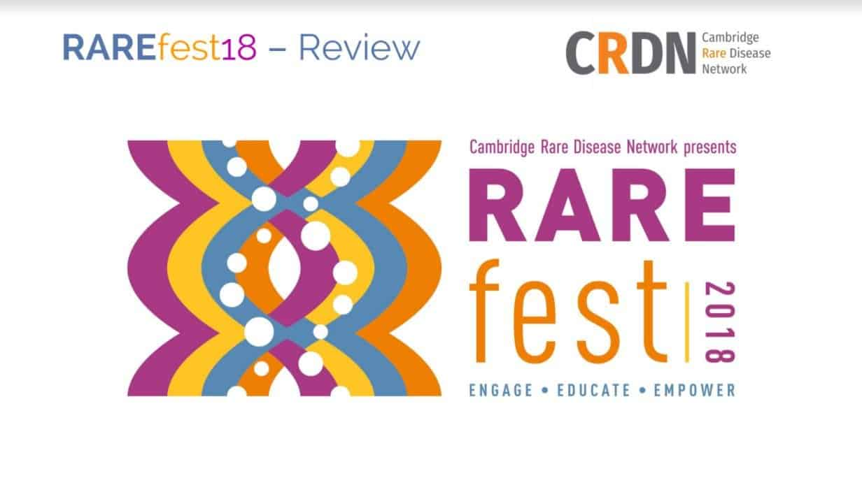 RAREfest18 Review Front Cover