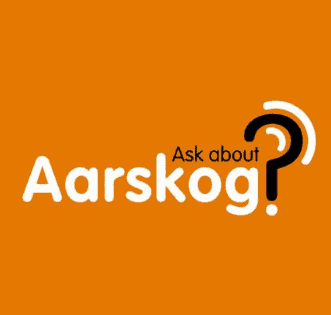 Aarskog Foundation logo