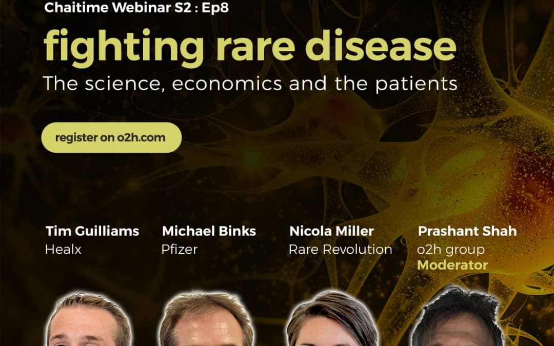 Fighting Rare Diseases – The Science, Economics and the Patients.
