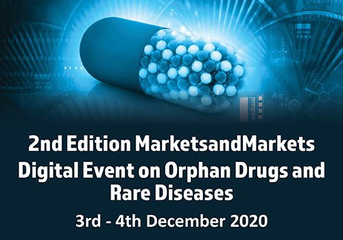 Orphan Drugs and Rare Diseases: 2nd Edition Digital Event (GMT)