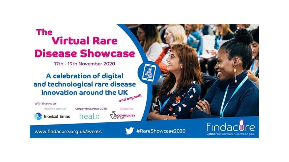Cambridge Rare Disease Network - The Virtual Rare Disease Showcase 1