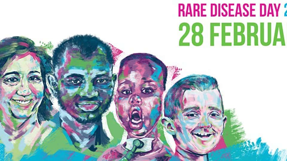 Cambridge Rare Disease Network - The Genetic Support Network of Victoria Rare Disease Day 2021 1