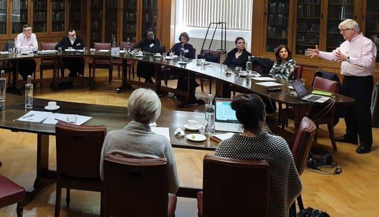 Companies Forum meeting photo