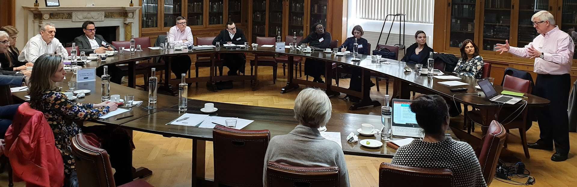 photo of Companies Forum meeting
