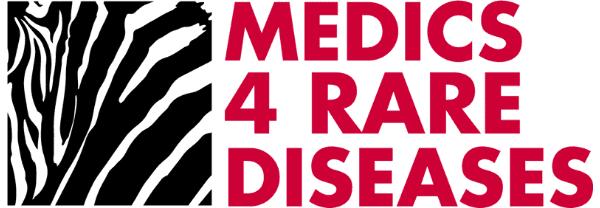 M4RD Medics for Rare Diseases Logo