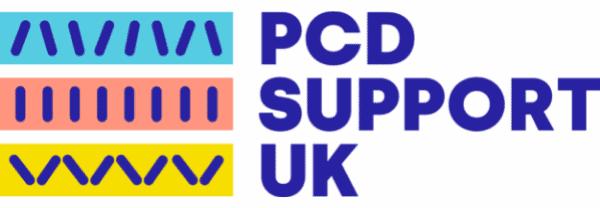 PCD Support UK Logo