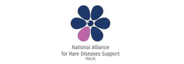 Rare Diseases Malta logo